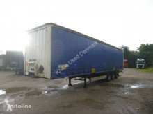 Krone CURTAINSIDER semi-trailer used tautliner