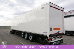 Schmitz Cargobull SKO 24/ ROLLTOR / LIFTACHSE / 2 x ZURRLEISTE semi-trailer used box
