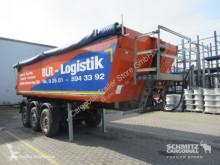 Trailer Schmitz Cargobull Kipper Alukastenmulde 27m³ tweedehands kipper