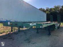 Louault Mines ok / refaite à neuf semi-trailer used heavy equipment transport