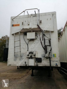 Lecitrailer semi-trailer used moving floor