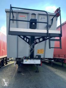 Yarı römork Fruehauf damper tahıl taşıyıcı ikinci el araç