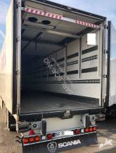 Frappa többhőmérsékletes hűtőkocsi félpótkocsi 2m70