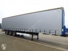 Trailer Krone SDP Schiebeplanen Sattelauflieger 27 eLB3-CS tweedehands met huifzeil