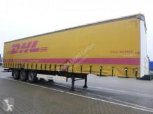 Sættevogn Krone SDP Schiebeplanen Sattelauflieger 27 eLHB3-CS palletransport brugt