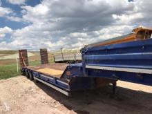 Semiremorca OZDEMIRSAN - trailer transport utilaje second-hand