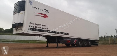 Schmitz Cargobull SFG 24 semi-trailer used mono temperature refrigerated