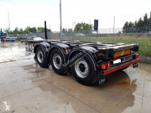 Fliegl Vario V1 semi-trailer used container