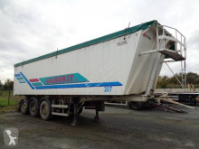 Trailer Leciñena tweedehands kipper graantransport