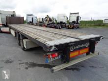 Lecitrailer flatbed semi-trailer Plateau Droit Renforcé