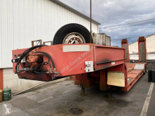 Kaiser semi-trailer used heavy equipment transport
