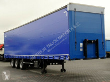 Semirremolque Kögel CURTAINSIDER /MEGA / LOW DECK/ LIFTED ROOF /2015 lona corredera (tautliner) usado