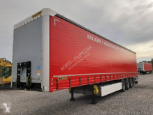 Wielton NS3 semi-trailer used tautliner