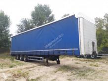 Schmitz Cargobull tarp semi-trailer S01 Mega