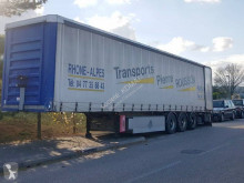 GT Trailers semi-trailer used tautliner