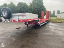 Nooteboom heavy equipment transport semi-trailer OSDS 04803EB