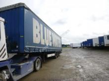 Krone Liner semi-trailer used tautliner