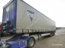 Полуремарке подвижни завеси Krone Profi Liner