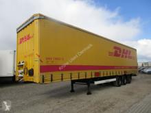 Krone Profi Liner semi-trailer used tautliner