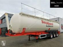 Félpótkocsi Feldbinder KIP 60.3 / Kippsilo / 60.000 l / TailGuard használt por állományú anyagok szállítására alkalmas tartálykocsi