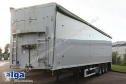 Knapen K 100, 92m³, 10mm Boden, Seitenwandschutzplane semi-trailer used moving floor