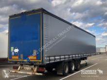 Krone Curtainsider Standard semi-trailer used tautliner