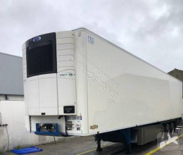 Chereau 2m65 Haut semi-trailer used mono temperature refrigerated
