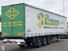 Kögel SCHUIFZEIL -DAK / BPW-DISC semi-trailer used tautliner