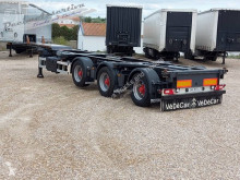 Trailer Renders X-STEERING tweedehands containersysteem