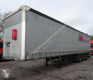 Schmitz Cargobull tarp semi-trailer SCS 24 Bordwand