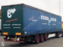 Krone SCHUIFZEIL -DAK / SAF-DISC semi-trailer used tautliner
