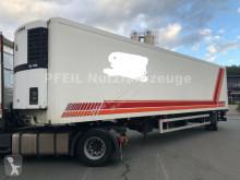 Ackermann refrigerated semi-trailer Kühlauflieger- Cityliner- Lenkachse- LBW