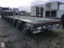 Nooteboom heavy equipment transport semi-trailer Pendel-X