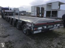 Semirimorchio Nooteboom Pendel-X trasporto macchinari usato