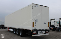 Krone refrigerated semi-trailer KONTENER / DOUBLE STOCK /3-OSIE *BPW* / **SERWIS**/ IGŁA/