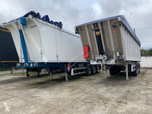 Granalu CEREALERA ALUMINIO INTEGRAL semi-trailer used cereal tipper