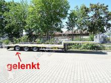 Trailer Möslein 3 Achs Tieflader für Fertigteile, Maschinen ode tweedehands dieplader