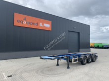 Semi remorque LAG 20FT/30FT, BPW, ADR (EXII, EXIII, FL, OX, AT), NL-CHASSIS occasion