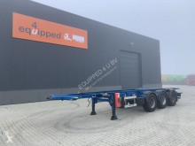 Trailer Burg 20FT/30FT, BPW, ADR (EXII, EXIII, FL, OX, AT), NL-CHASSIS tweedehands