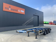LAG 20FT/30FT, BPW, NL-CHASSIS semi-trailer used