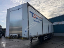 Renders box semi-trailer B3 CLOSED BOX TRAILER (BPW AXLES / DRUM BRAKES / ABS)