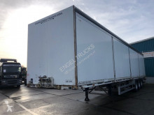 Kässbohrer box semi-trailer NOYENS OP-A3-44 CLOSED BOX (SAF AXLES / DRUM BRAKES)
