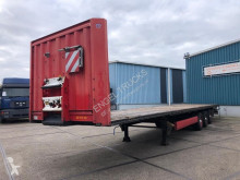 Krone flatbed semi-trailer SD