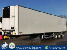 Chereau mono temperature refrigerated semi-trailer 2.5 TONS TAILLIFT last axle steering