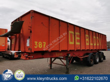 MOL 40 M3 semi-trailer used tipper