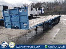 Titan ORIGINAL 5 mtr extendable,ste semi-trailer used flatbed