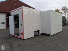 - PLCD - 1-as - Uitschuifwand 1.25m - Aggregaat 7.5kva - Airconditioning - NEWlike! used other semi-trailers