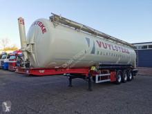 LAG O-3-TI 61m³ Aluminium - Tipper Silo - LIKE NEW - 03/2021 APK Auflieger gebrauchter Tankfahrzeug