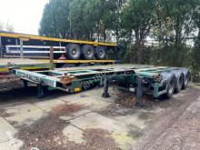 Kromhout container semi-trailer 3 C0M 12 27 - 3 AS - SAF - MULTI CHASSIS