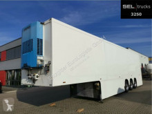 Krone refrigerated semi-trailer Westfalia Loading Syst. MultiLoader /Doppelstock